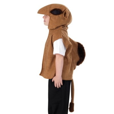 Children's Boys and Girls Camel Nativity Tabard Costume