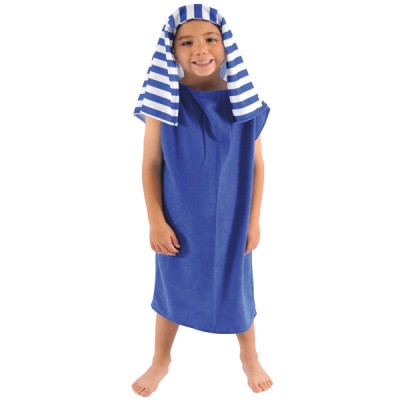 Children's Boys and Girls Shepherd Nativity Tabard Costume