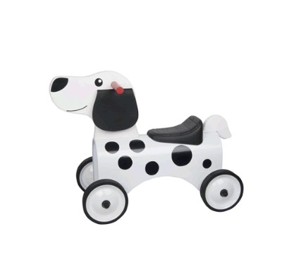 Children's Dalmatian (Domino) Ride On - Great Gizmos