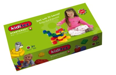 Children's Kiditec Starter Set - Mini - 24 Piece Set