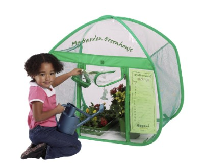 Children's My Pop Up Garden Greenhouse