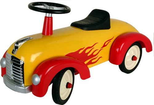 Children's Ride On Speedster Push Car - Great Gizmos