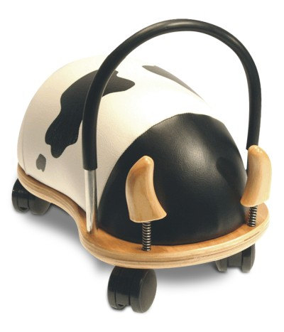 Children's Ride-On Wheelybug Cow Large
