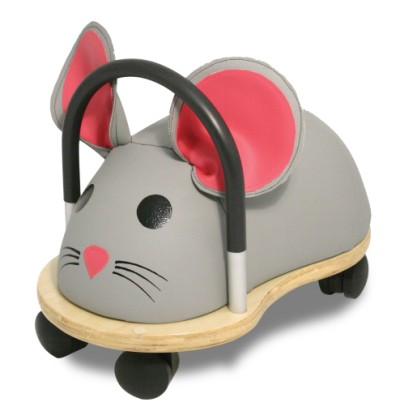 Children's Ride-On Wheelybug Mouse Large
