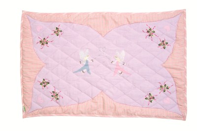 Children's Win Green Small Fairy Floor Quilt