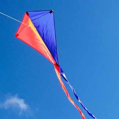 Cutter No.3 Traditional Kite - Brookite