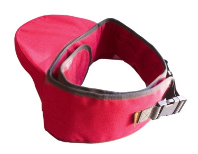 Hippychick Child Hipseat Baby Carrier - Barberry Red
