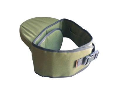 Hippychick Child Hipseat Baby Carrier - Olive Green