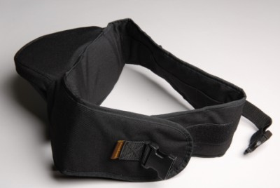 Hippychick Hipseat Extension - Black