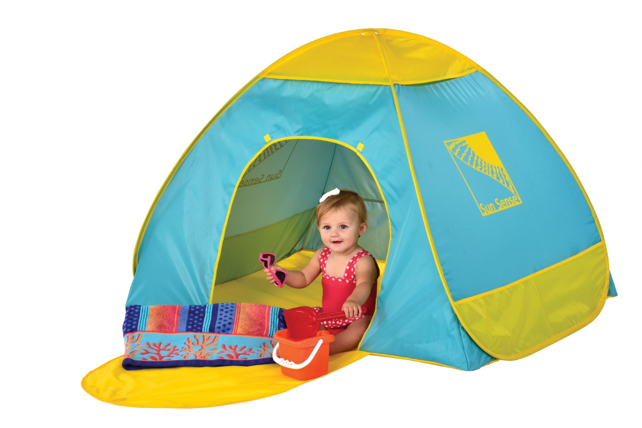 Infant 50 UV UPF Protection Pop Up Beach Garden Tent Play Shade Sun Shelter  sc 1 st  Blyme.co.uk : uv baby sun tent - memphite.com