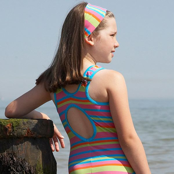 mitty james children s girls swimsuit swimming costume. Black Bedroom Furniture Sets. Home Design Ideas