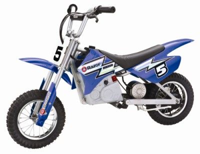 Razor MX350 Dirt Rocket 24v Electric Motocross Bike