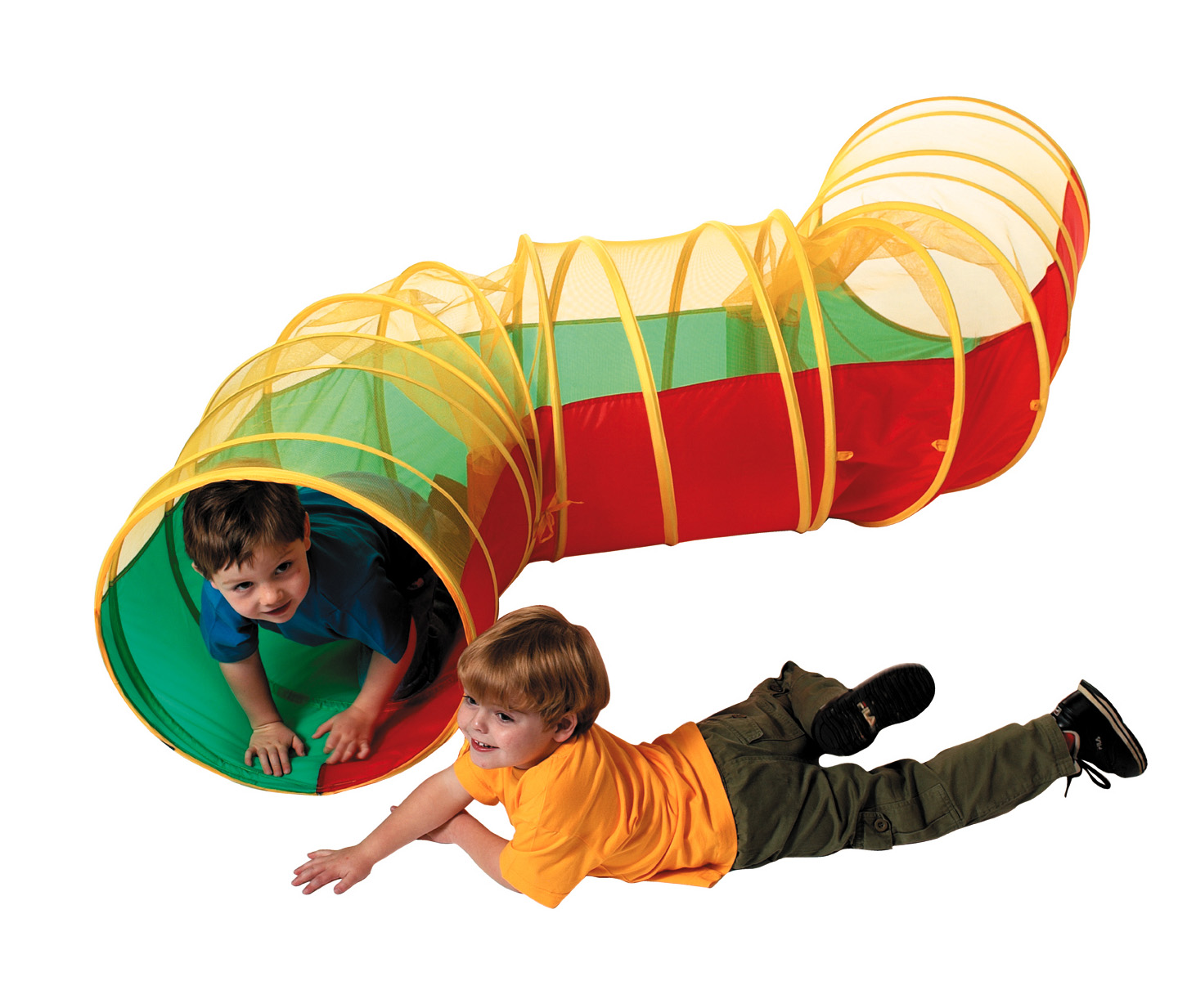 Zig A Zag Children S Kids Pop Up Play Long Tunnel