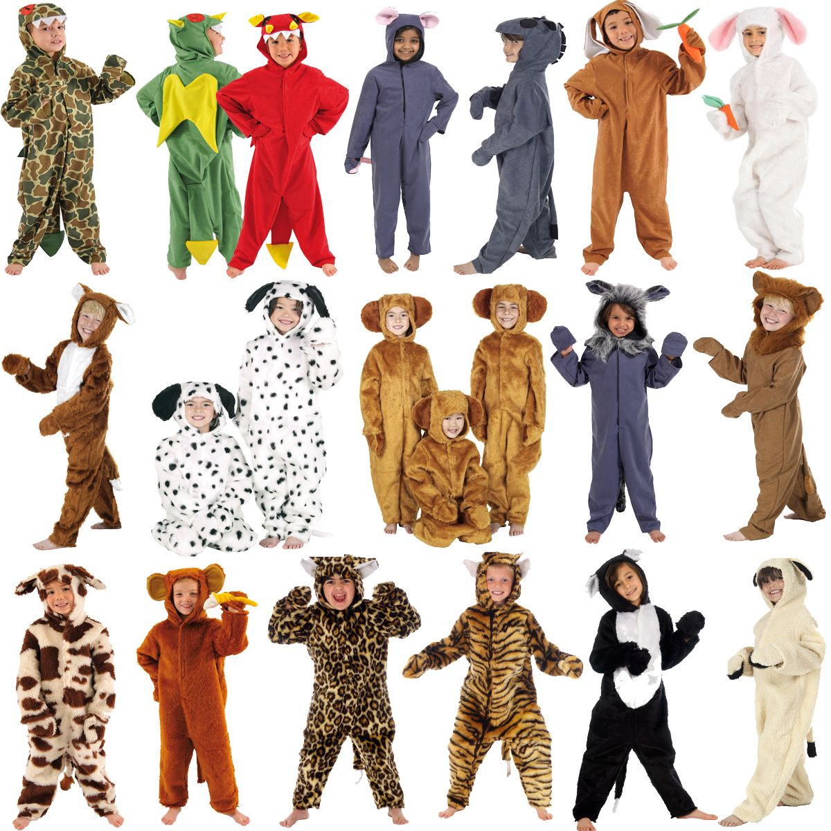 Simple Animal Costumes For Women Images