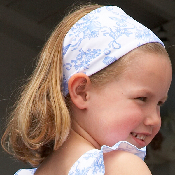 Mitty James Children's Girls Coordinating Hairband Hair band Headband