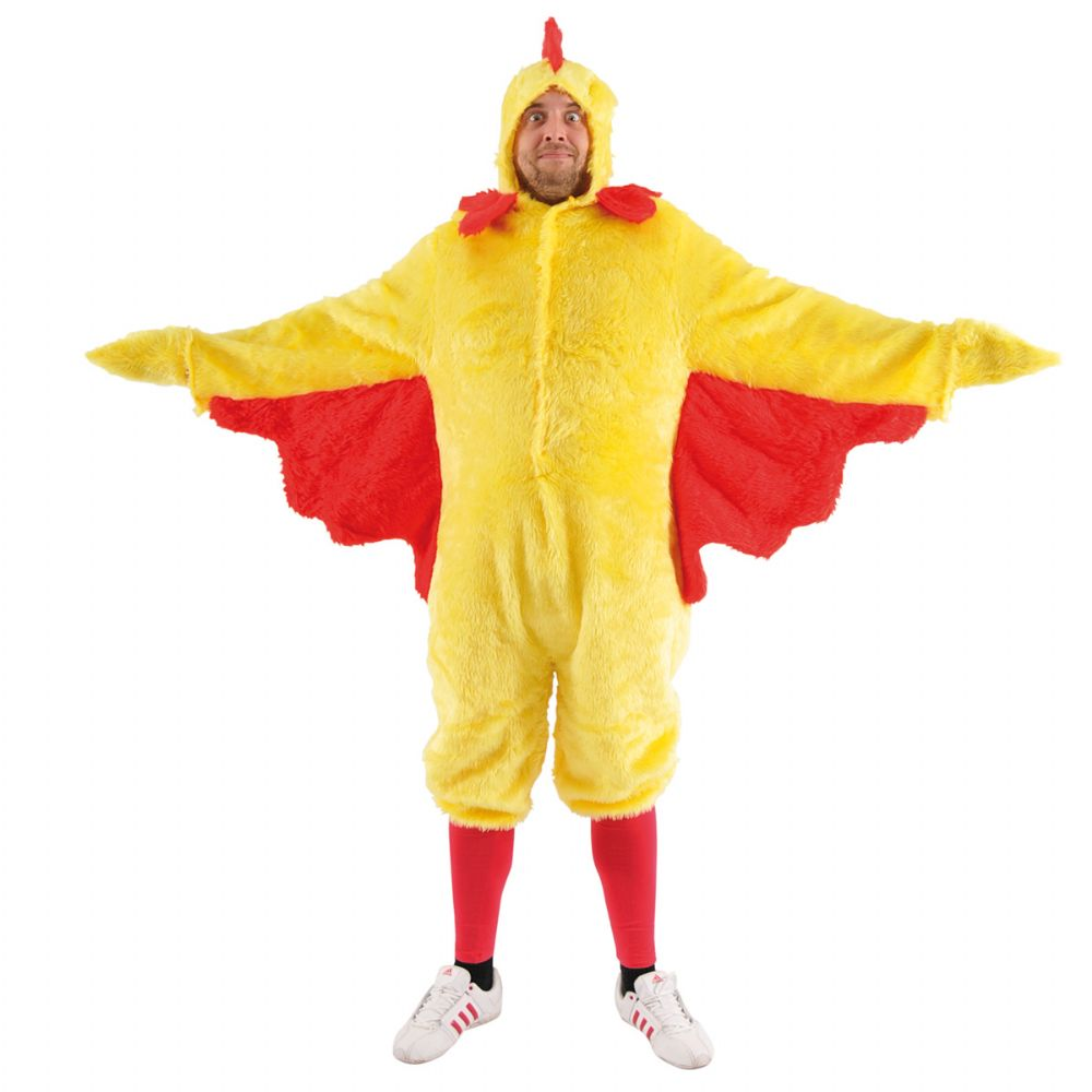 adults mens chicken roaster stag night easter fancy dress up costume