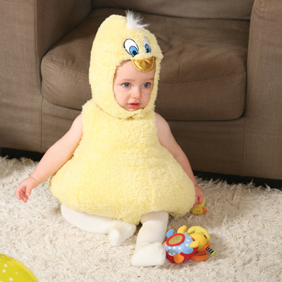 Baby Toddler Easter Chick Chicken Fancy Dress Costume