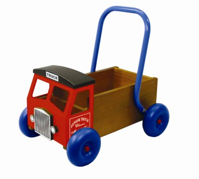 Baby Walker Truck Red - Great Gizmos