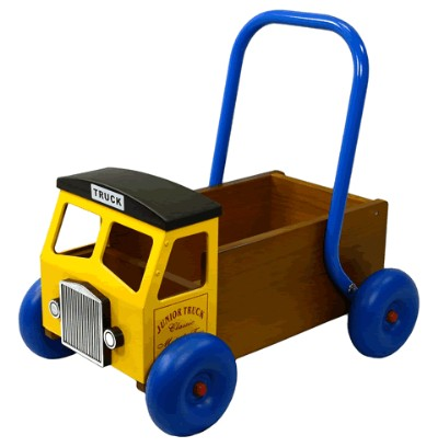 Baby Walker Truck Yellow - Great Gizmos