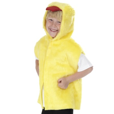 Children's Boys and Girls Chicken Tabard Costume