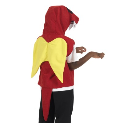Children's Boys and Girls Dragon Tabard Costume
