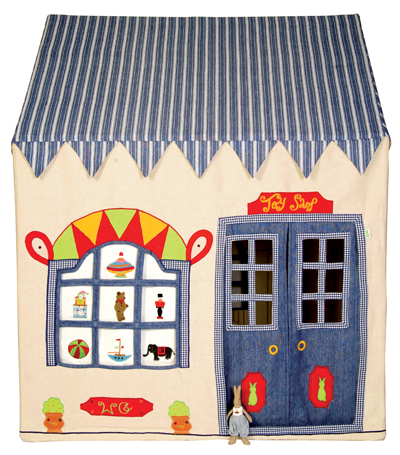 Children's Girls and Boys Small Win Green Toy Shop Playhouse