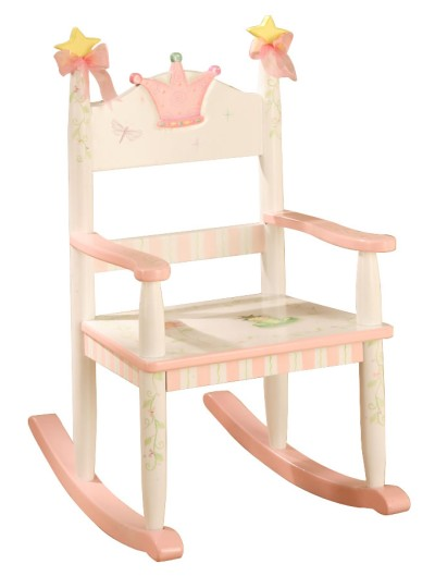 Children's Teamson Princess & Frog Rocking Chair