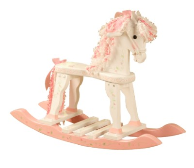 Children's Teamson Princess & Frog Rocking Horse