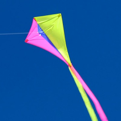 Cutter No.2 Traditional Kite - Brookite
