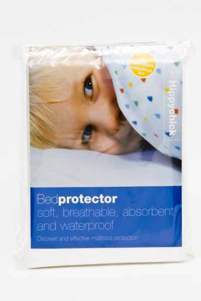 Hippychick Flat Sheet Mattress Protector - Double