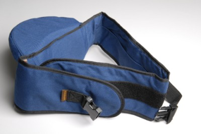 Hippychick Hipseat Extension - Navy Blue