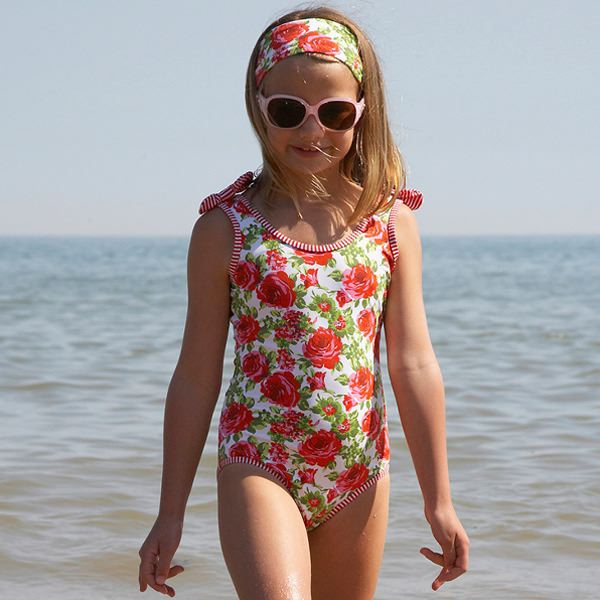 Mitty James Children S Girls Swimsuit Swimming Costume