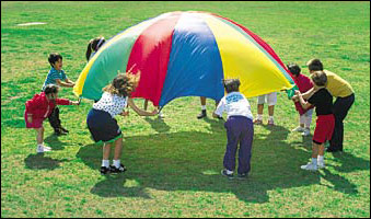 Play Parachute 2.4m 8ft