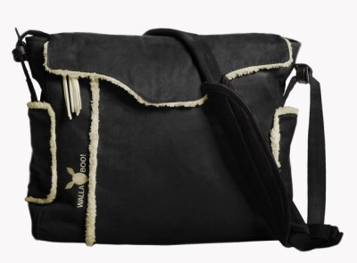 Wallaboo Changing Bag - Black