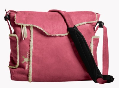 Wallaboo Changing Bag - Pink