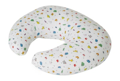 Widgey Nursing Pillow Cover - Animal Print